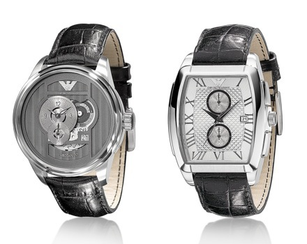 Relojes de Emporio Armani