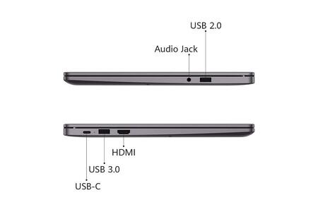 Huawei Matebook D14 02