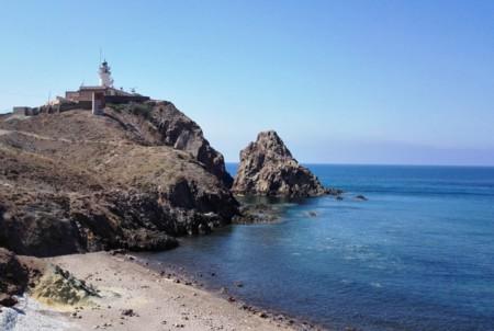 El Parque Natural Cabo de Gata-Níjar en Almería