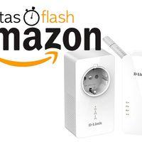 El kit PLC D-Link DHP-W611AV, baja hoy en Amazon a 84,95 euros, sólo hasta las 19:05