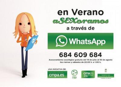 Convierten a WhatsApp en un consultorio sexual para jóvenes