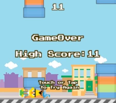 Imagen de la semana: el Flappy Bird de Barrio Sésamo