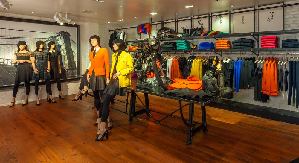 Nueva tienda de Polo Ralph Lauren en la Quinta Avenida
