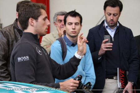 Dani Juncadella Mercedes DTM 8