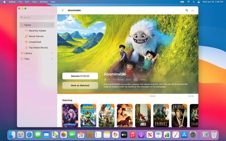 Firecore lanza Infuse 7: llega el soporte para Mac, compatibilidad con procesadores M1 y una pantalla de inicio renovada