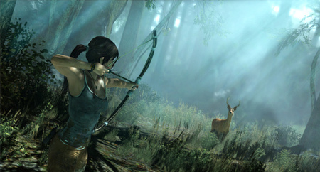 13 minutos de los primeros compases de 'Tomb Raider' con un vídeo completamente ingame