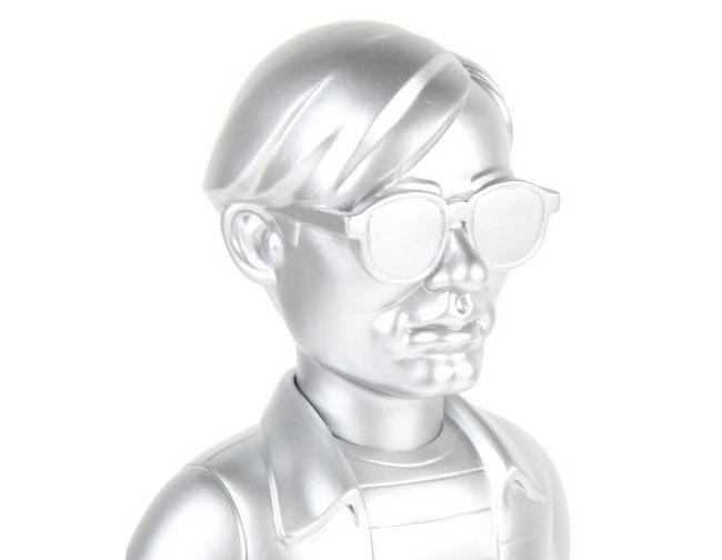 Andy Warhol Medicom Toy 3