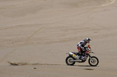 Dakar 2012: Arequipa - Nasca, etapa 12