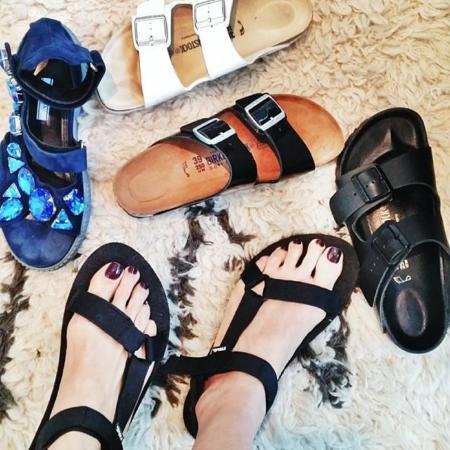 ¿Serán las sandalias Teva las nuevas Birkenstock?