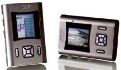 Acer MP-340, con Sudoku