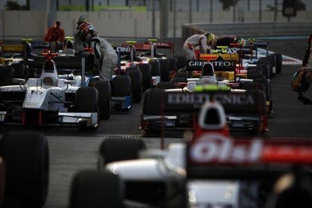 Cambios importantes en la GP2 y la GP3 para 2012