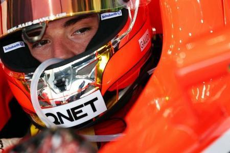 Jules Bianchi y Marussia, camino de la Q2