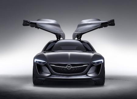 Opel Monza Concept, el resurgir de un clásico