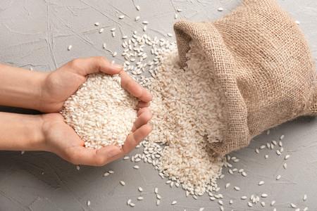 el arroz en la dieta