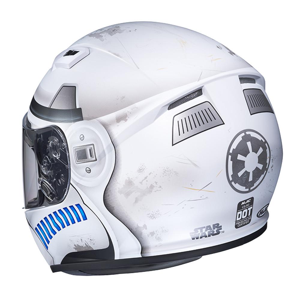 Foto de HJC CS-15 Stormtrooper y RPHA 90 Darth Vader (7/9)