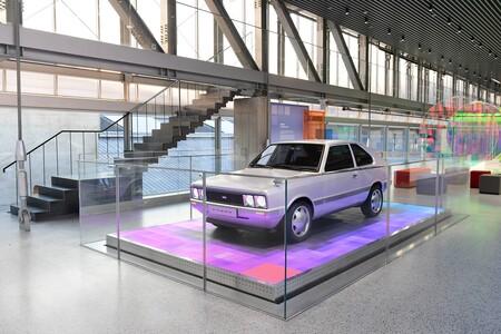 El Hyundai Pony eléctrico es el coche retro que tendría que haber sido el Hyundai 45