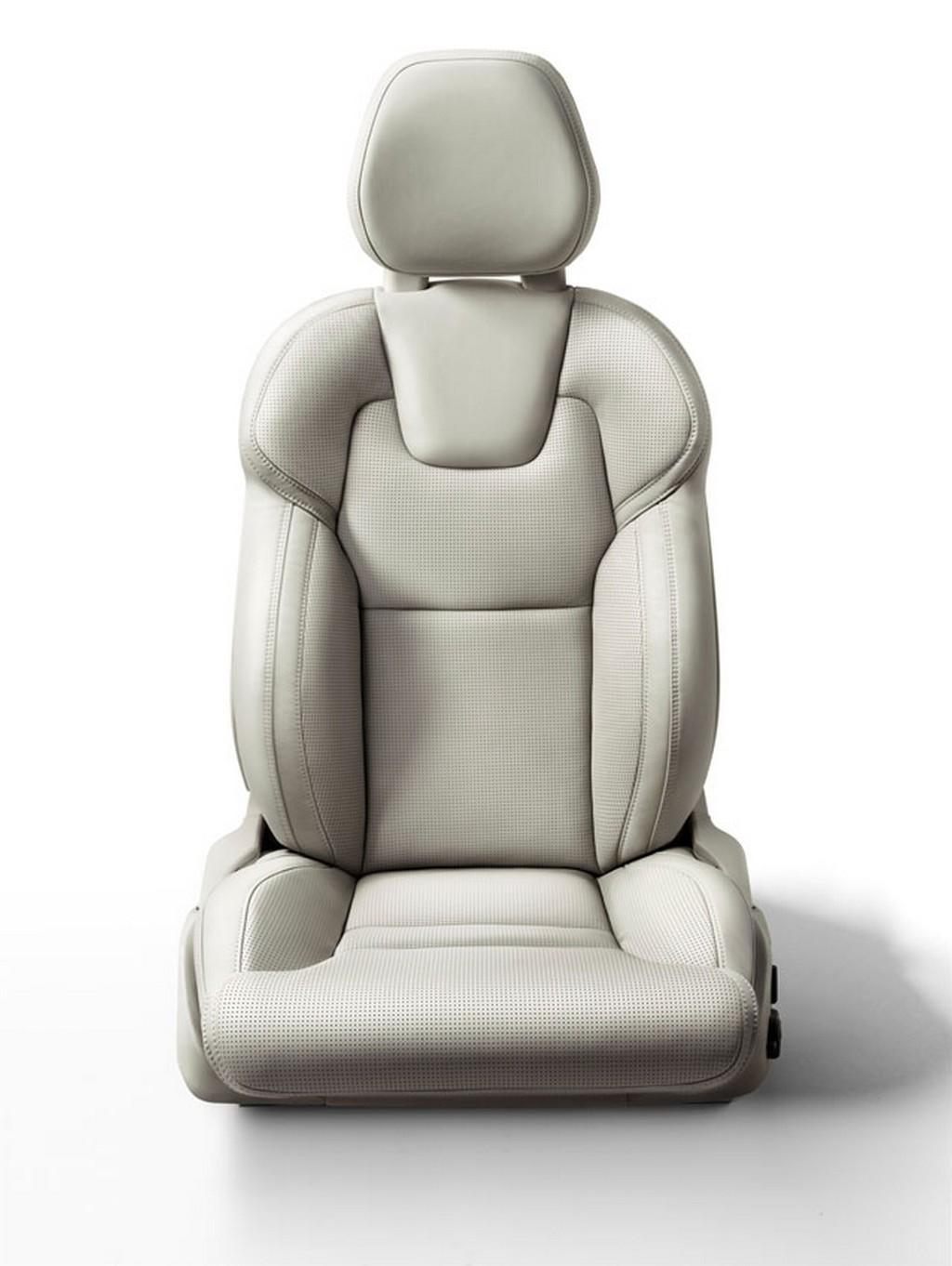 Foto de Volvo XC90, interior (37/39)