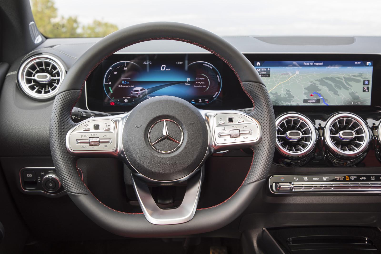 Foto de Mercedes-Benz Clase B 2019 (145/157)