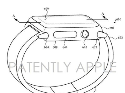 Salen a la luz las patentes que dieron vida al Apple Watch