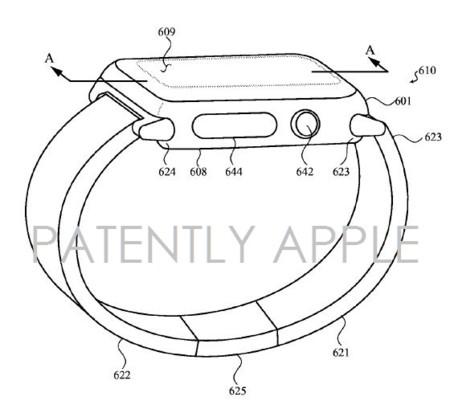 Salen a la luz las patentes que dieron vida al Apple Watch