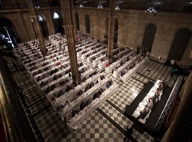 Presentación del 7º Premio Vila Viniteca de Cata por Parejas