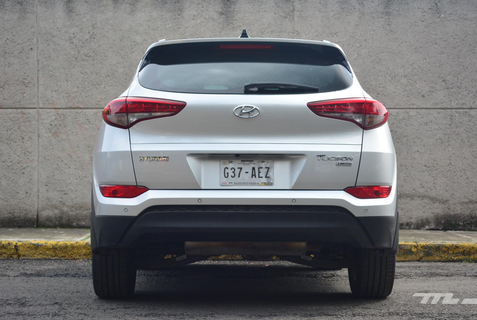 Foto de Hyundai Tucson (Prueba) (6/20)