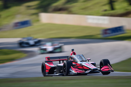 Palou Road America Indycar 2020 3