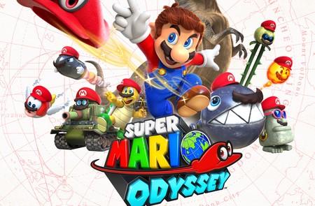 Super Mario Odyssey: 30 minutos de gameplay que nos llevan de tour por Sand Kingdom y New Donk City [E3 2017]