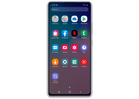 Samsung Galaxy S10 Lite S10 Software Apps Fabrica