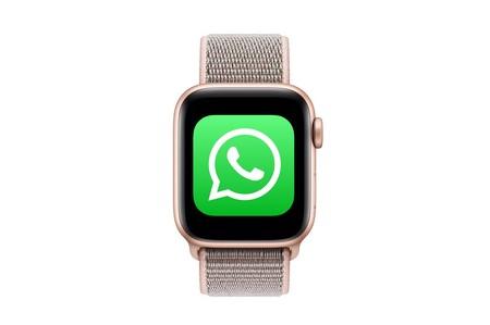 2831308e2 WhatsApp: el Apple Watch sigue esperando su propia app