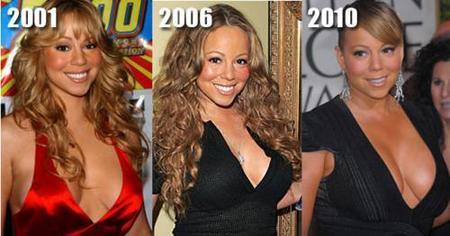 Mariah Carey ya no es quien fue