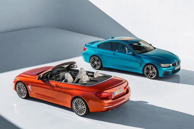 El BMW Serie 4 cambia ligeramente para 2017, y te enseñamos cuáles son sus sutiles diferencias
