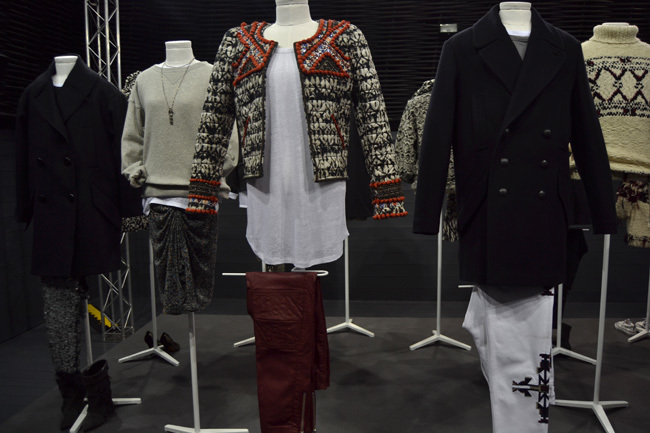 Foto de Isabel Marant para H&M, la colección en el showroom (32/41)
