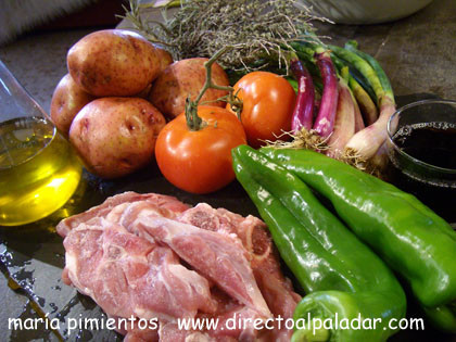 asadodecorderoingredientes