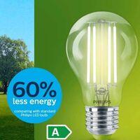 Estas nuevas bombillas LED Clase A de Philips prometen durar 50 años y gastar un 60% menos de energía