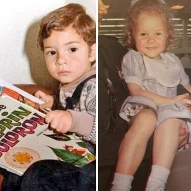 ¿Sabes quiénes son estos 'babies'? Así de adorables eran nuestros famosos de pequeños