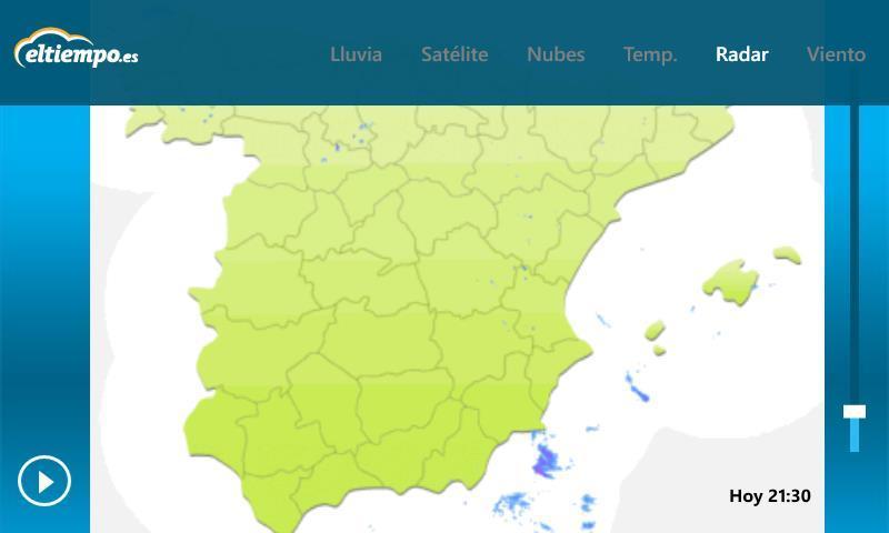 Foto de Eltiempo.es para Windows Phone 8.1 (10/18)