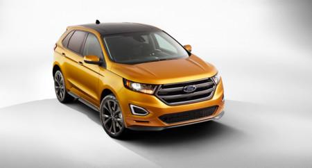 Ford continúa su guerra contra las multas de radar y extiende al Edge el Limitador de Velocidad Inteligente