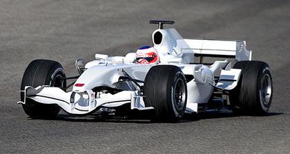 El nuevo Honda RA108 ya ha hecho su debut