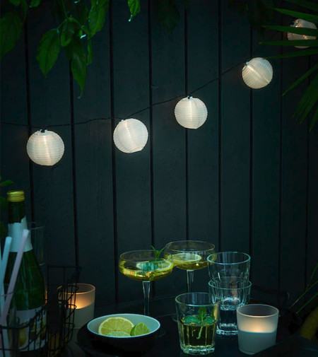 Gracias a Ikea, tu jardín o terraza puede tener una bonita