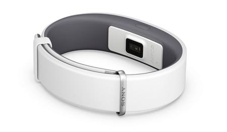 Sony Smartband2 Blanca
