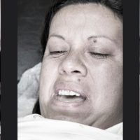 Los tres momentos del parto resumidas en una alucinante serie de fotografías