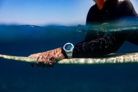 Ticwatch S2 Surfing