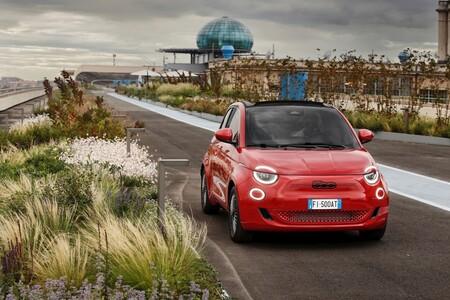 Fiat 500e Red Edition 1