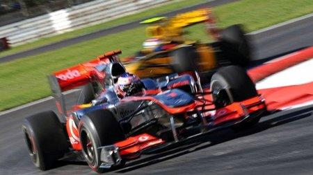 Jenson Button saldrá segundo en el GP de Italia 2010 de F1