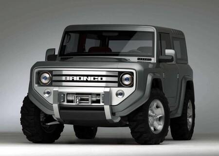 Familia Ford Bronco 7
