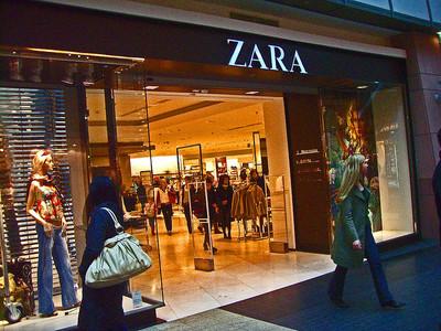 Zara y Santander, únicas marcas españolas en el 'top 100' mundial