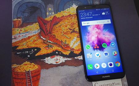 Huawei P Smart, con 3GB de RAM y 32GB de almacenamiento, por 189 euros y envío gratis desde España