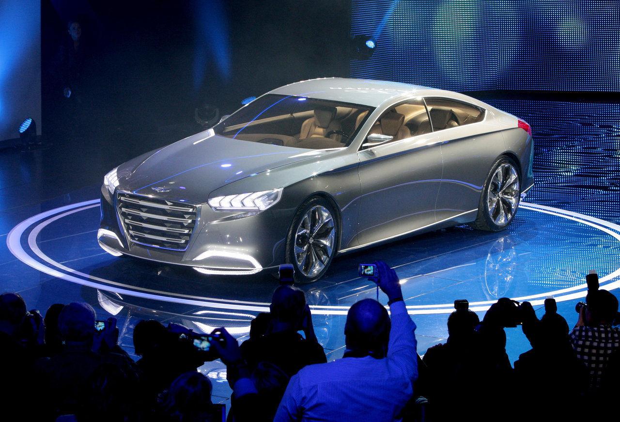 Foto de Hyundai HCD-14 Genesis Concept (14/15)