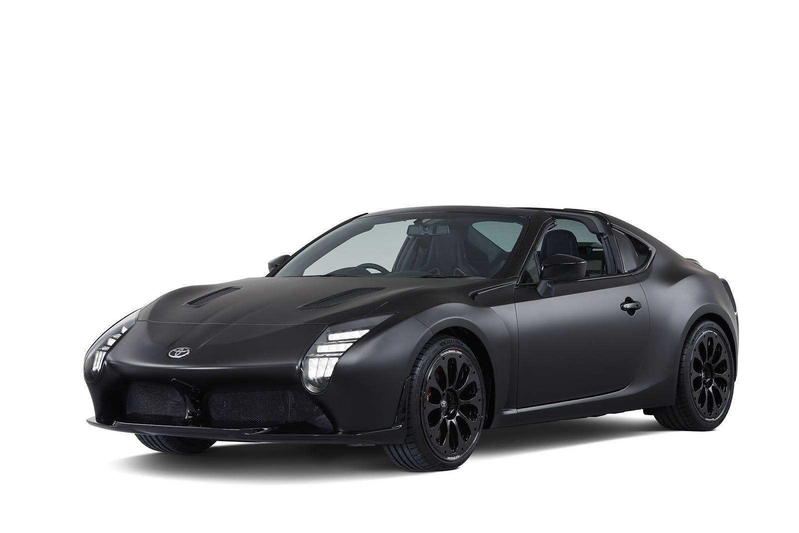 Foto de Toyota GR HV Sports Concept (1/9)